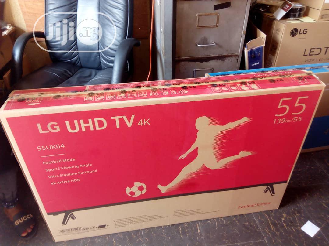 Brand New LG 55inche Smart TV With HDMI AV USB