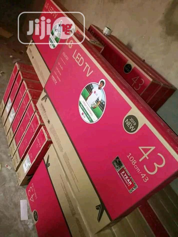 Brand New LG 43inche TV With HDMI AV Usb.