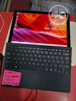 Laptop Asus Transformer Pro T304UA 4GB Intel Core I5 SSD 256GB   Laptops & Computers for sale in Lagos State, Ikeja