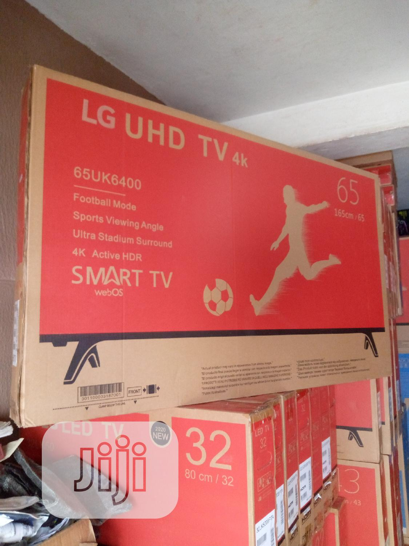 LG Smart TV 4k UHD Inch65