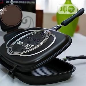 Dessini Double Sided Grill Pan - 36cm | Kitchen & Dining for sale in Lagos State, Surulere