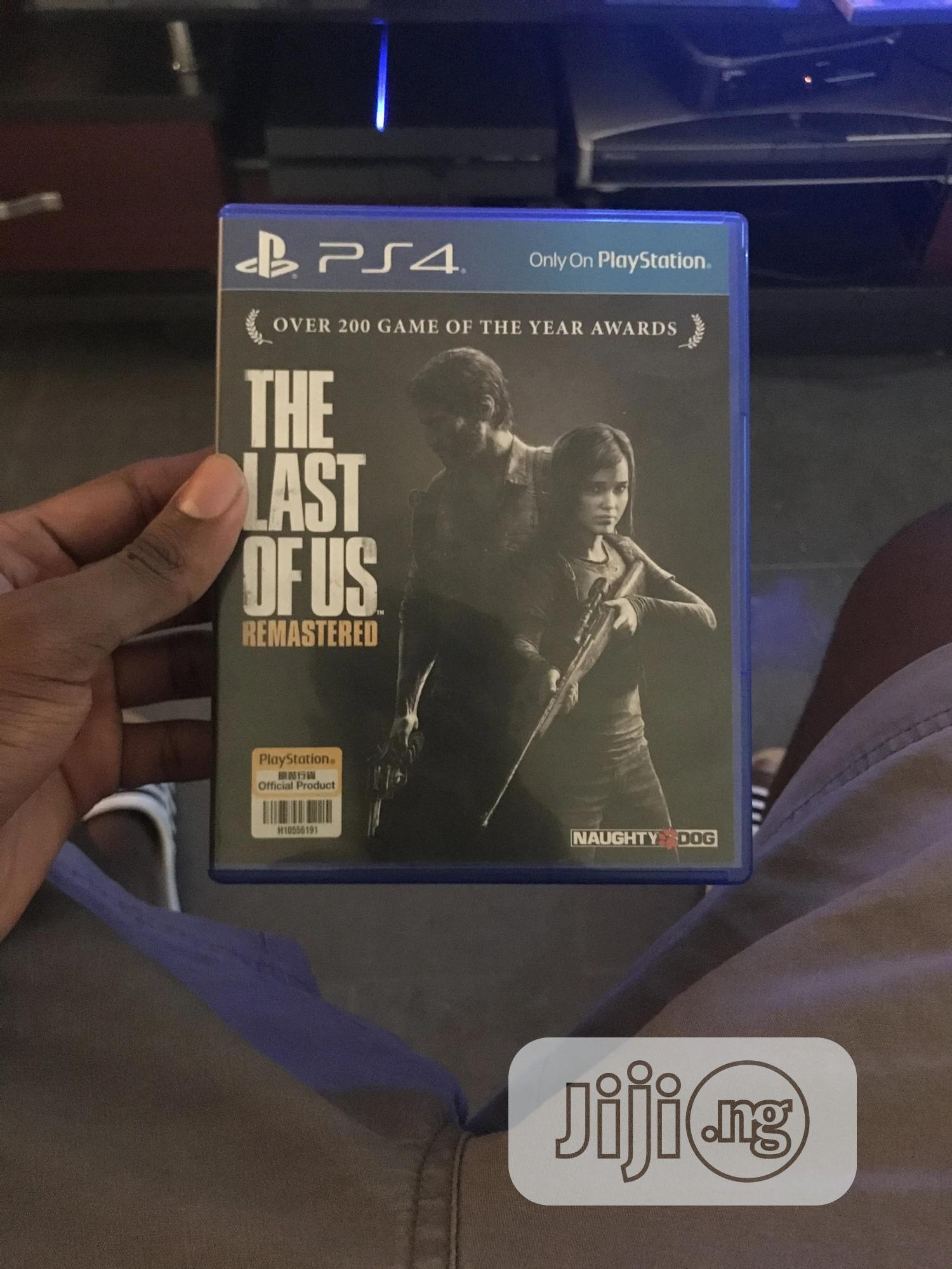 Archive: The Last of Us