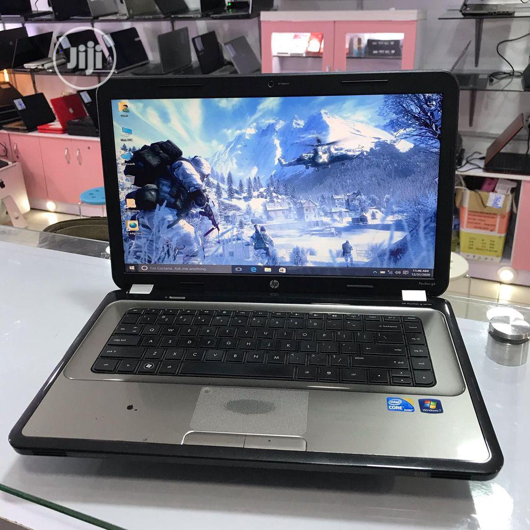 Laptop HP Pavilion G6 4GB Intel Core I3 HDD 500GB | Laptops & Computers for sale in Yaba, Lagos State, Nigeria