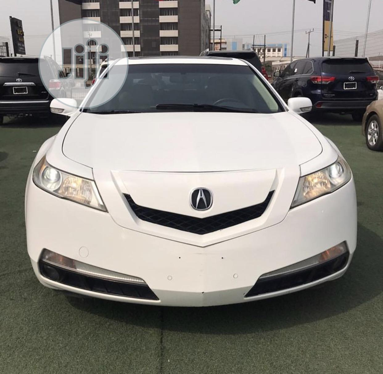 Acura TL 2009 White | Cars for sale in Lekki, Lagos State, Nigeria