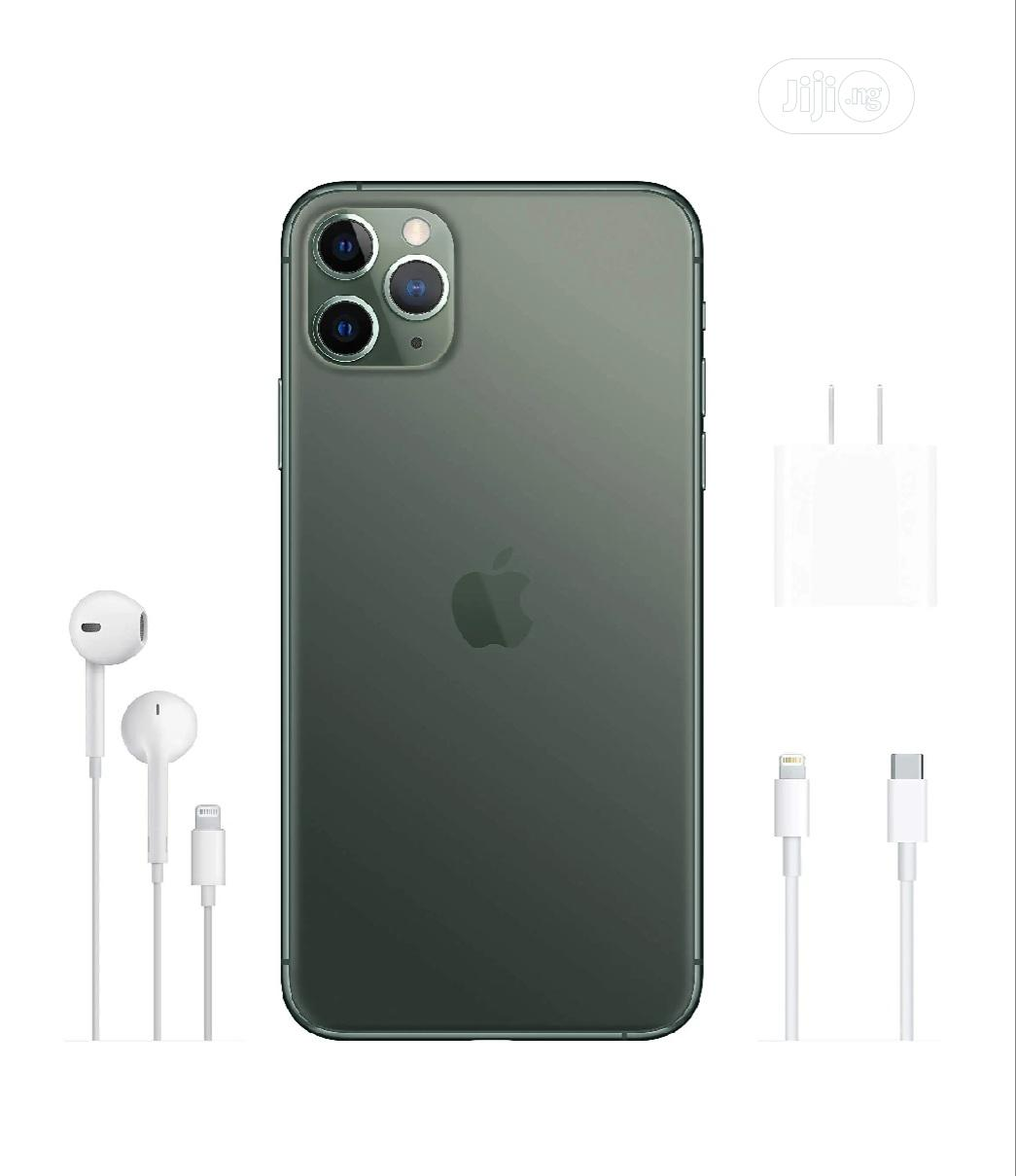 New Apple iPhone 11 Pro Max 256 GB Gray | Mobile Phones for sale in Ikeja, Lagos State, Nigeria