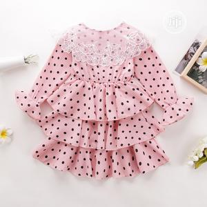 Polka Dot Princess Dress | Children's Clothing for sale in Lagos State, Lekki