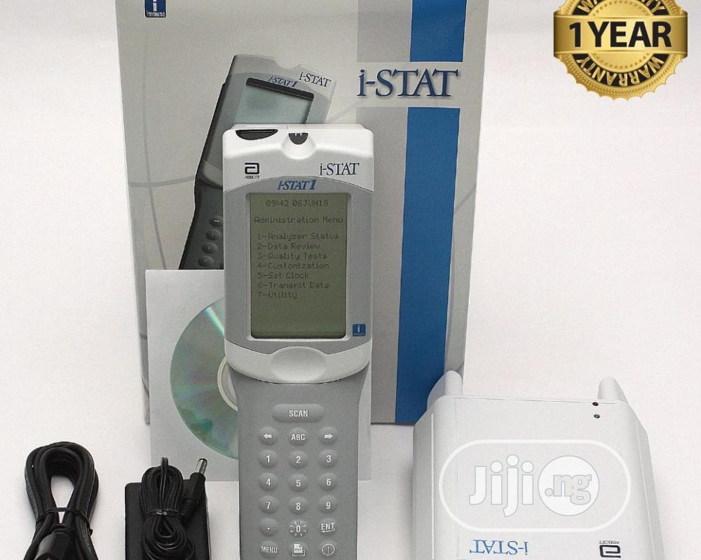 I-Stat Blood Gas Analyzer Machine