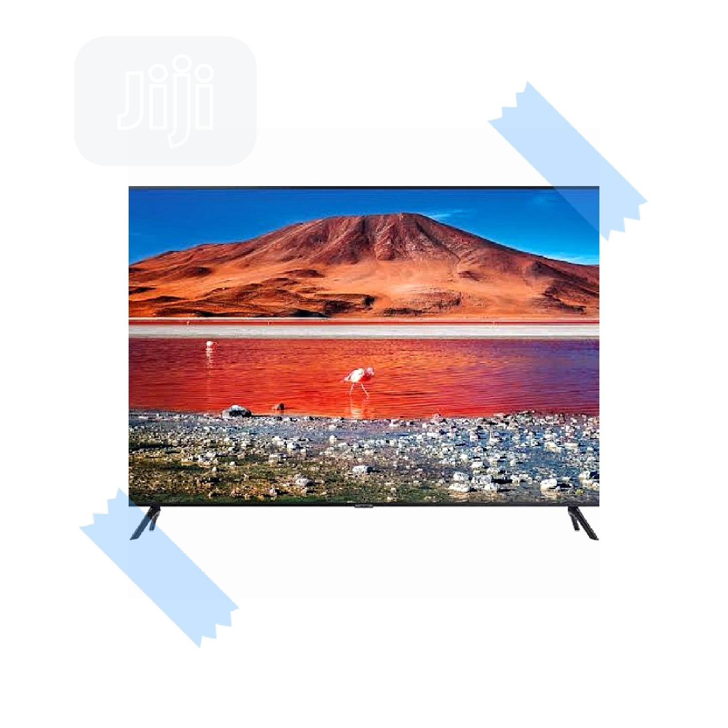 Samsung 55 Inch UHD SMART TV