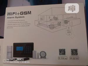 WIFI + GSM Smart Alarm System   Safetywear & Equipment for sale in Lagos State, Ikeja