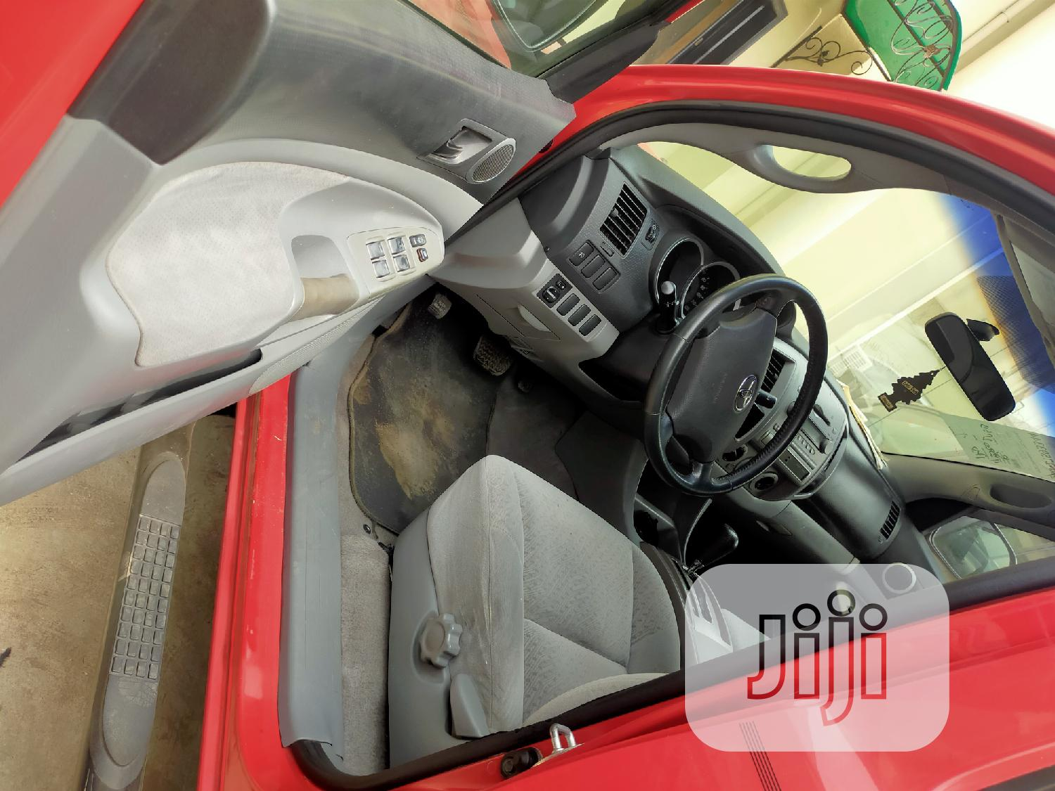 Toyota Tacoma 2007 PreRunner Access Red | Cars for sale in Isolo, Lagos State, Nigeria
