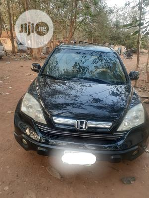 Honda CR-V 2008 Black | Cars for sale in Abuja (FCT) State, Garki 1
