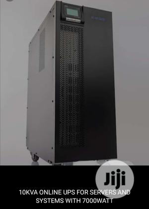10kva Hfi UPS (Internal Batt)   Computer Hardware for sale in Lagos State, Maryland