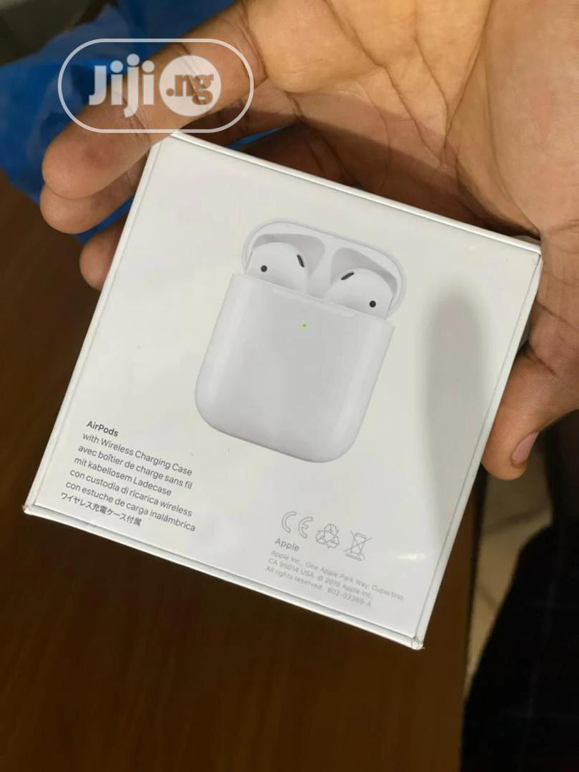 Archive: Original Wireless Apple Airpods 2