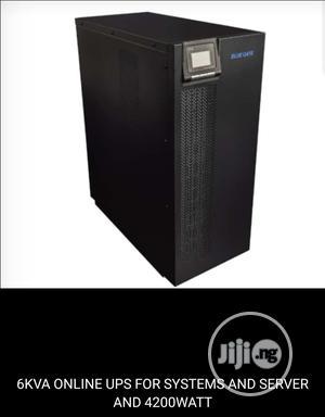 6kva Hfi UPS (Internal Batt)   Computer Hardware for sale in Lagos State, Maryland