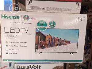 Hisense 43 Inches LED Tv | TV & DVD Equipment for sale in Abuja (FCT) State, Gwarinpa