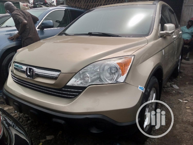 Archive: Honda CR-V 2008 2.0i Executive Automatic Gold