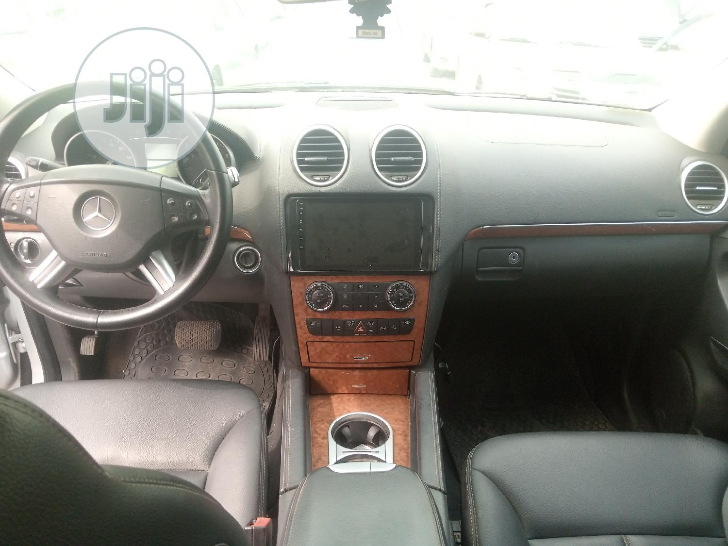 Mercedes-Benz GL Class 2007 GL 450 Silver | Cars for sale in Yaba, Lagos State, Nigeria