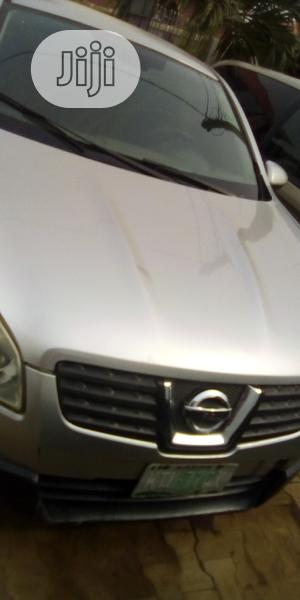 Nissan Qashqai 2010 Silver | Cars for sale in Lagos State, Ikorodu