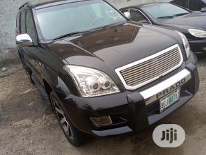 Toyota Land Cruiser Prado 2008 GX Black | Cars for sale in Rivers State, Port-Harcourt