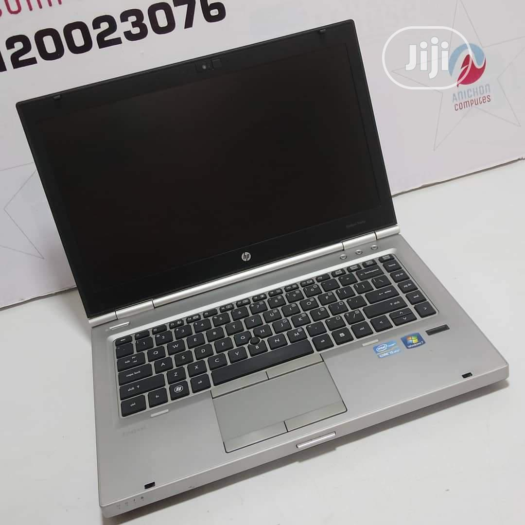 Laptop HP EliteBook 8460P 4GB Intel Core I5 HDD 500GB | Laptops & Computers for sale in Oshodi, Lagos State, Nigeria