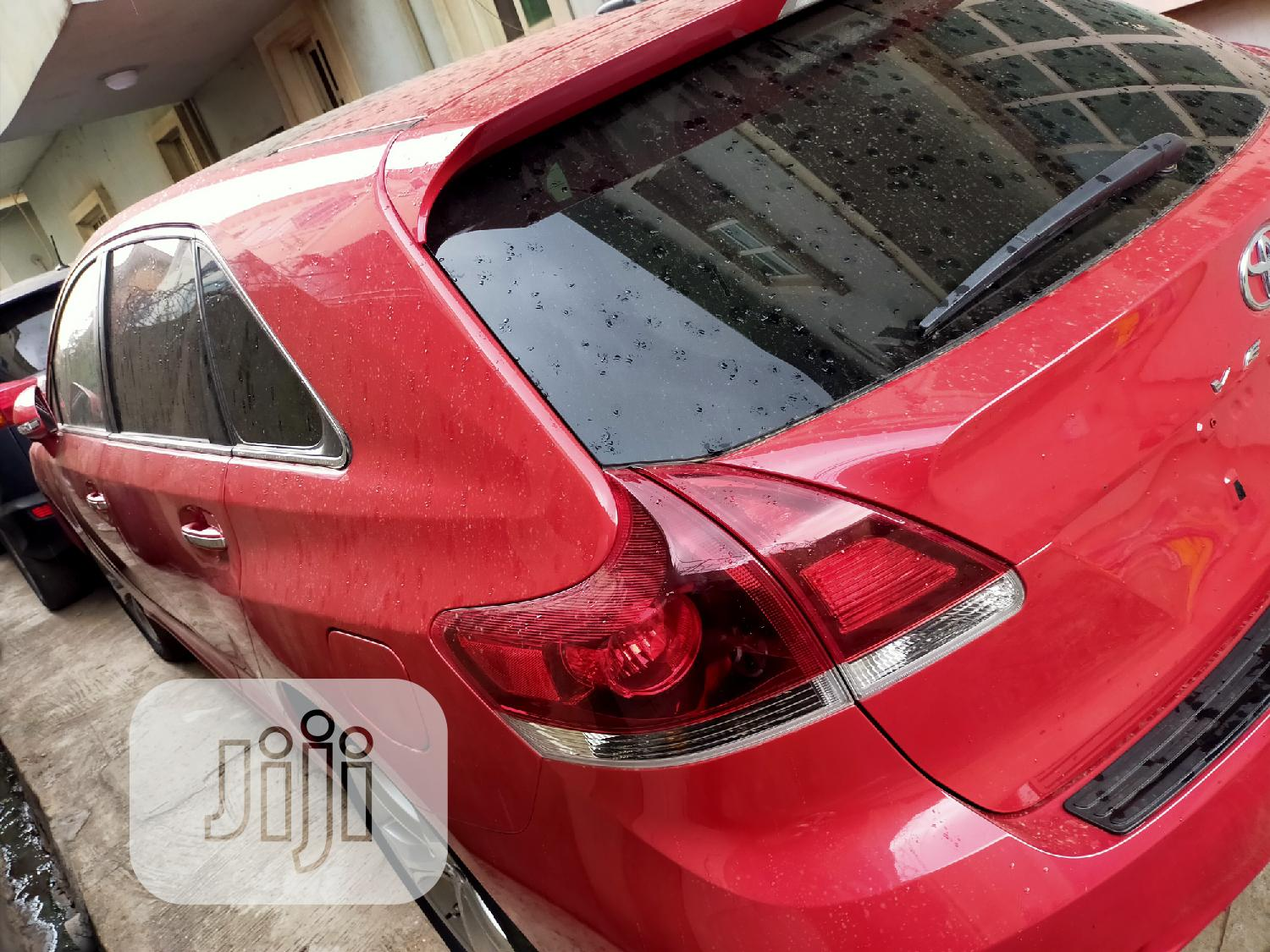 Toyota Venza 2013 Limited AWD V6 Red