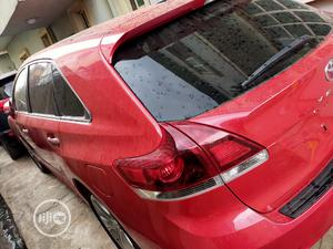 Toyota Venza 2013 Limited AWD V6 Red | Cars for sale in Lagos State, Isolo