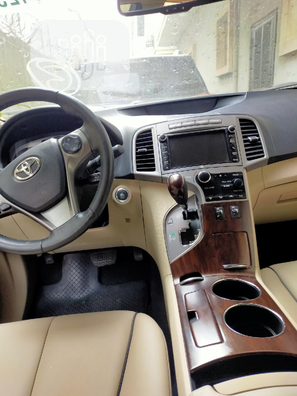 Toyota Venza 2013 Limited AWD V6 Red | Cars for sale in Isolo, Lagos State, Nigeria