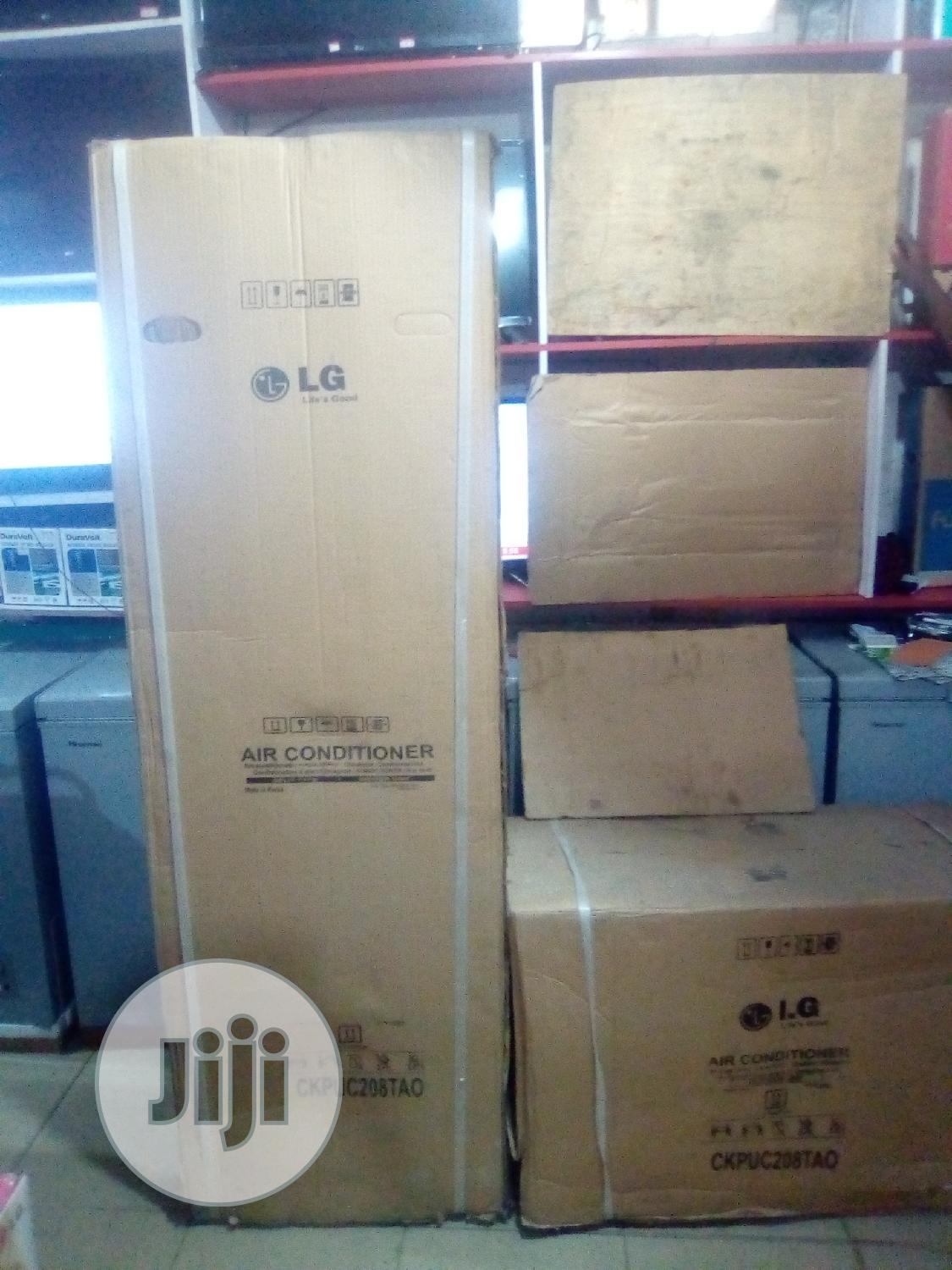 LG Standing Air Conditioner 2HP | Home Appliances for sale in Amuwo-Odofin, Lagos State, Nigeria