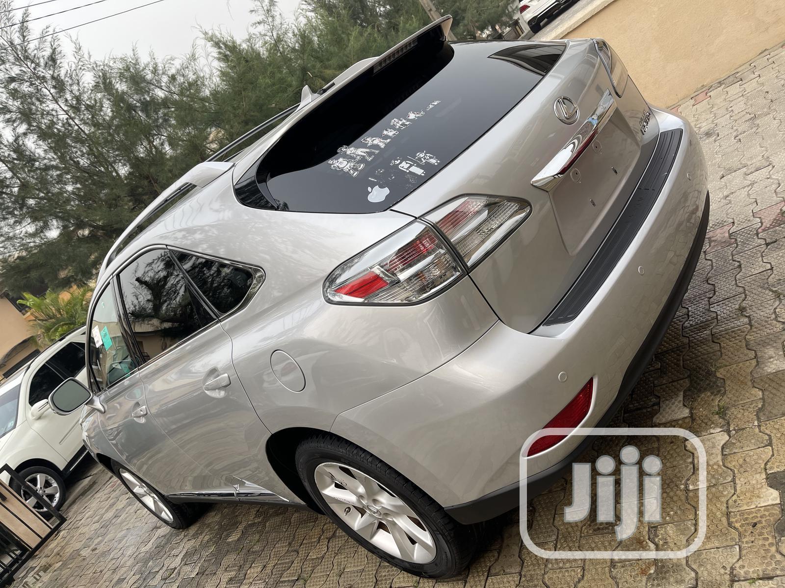 Lexus RX 2012 350 AWD Silver | Cars for sale in Lekki, Lagos State, Nigeria