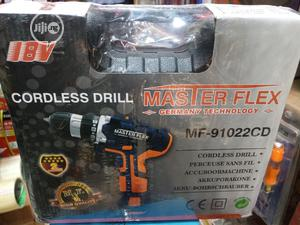 Master Flex 18V (Battery/Cordless) Powered Drilling Machine   Electrical Hand Tools for sale in Lagos State, Ikeja