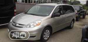 Toyota Sienna 2008 LE Silver   Cars for sale in Rivers State, Port-Harcourt