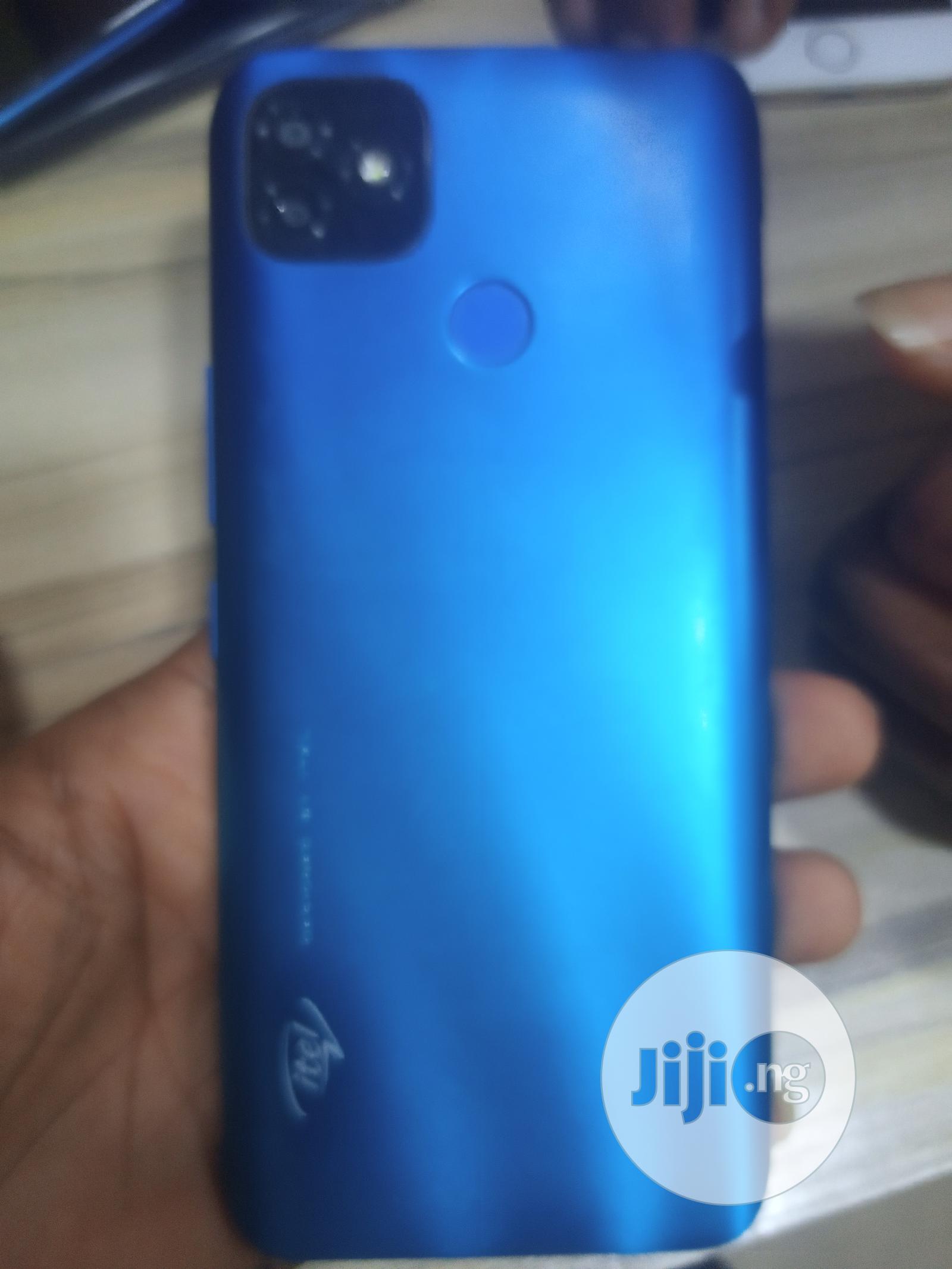 Itel P36 16 GB Blue | Mobile Phones for sale in Ikorodu, Lagos State, Nigeria