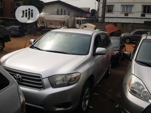 Toyota Highlander 2008 Limited Silver | Cars for sale in Lagos State, Maryland