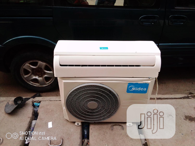 Uk Used 1.5hp Media Split Unit Airconditioner