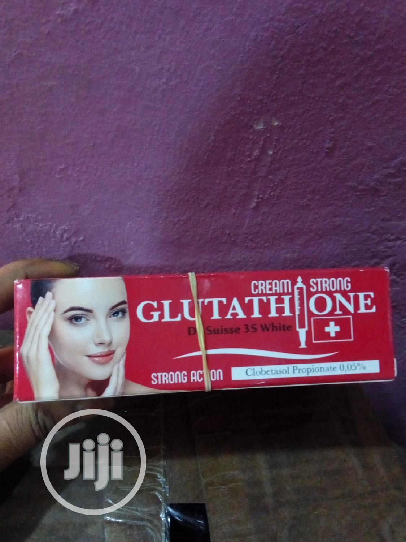 Glutathione Whitening Cream