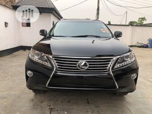 Lexus RX 2015 350 FWD Black | Cars for sale in Lagos State, Isolo