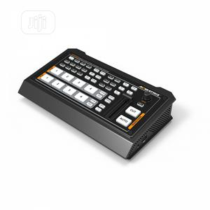 4 Channel HDMI Live Streaming Video Switcher | Photo & Video Cameras for sale in Abuja (FCT) State, Central Business Dis
