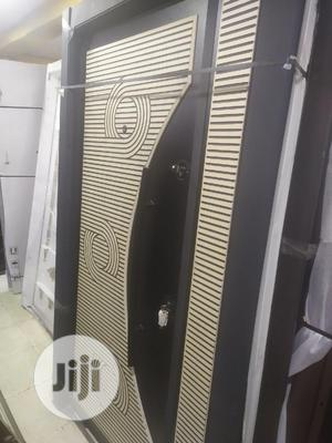 4ft Turkey Entrance Door With Black Strips | Doors for sale in Lagos State, Orile