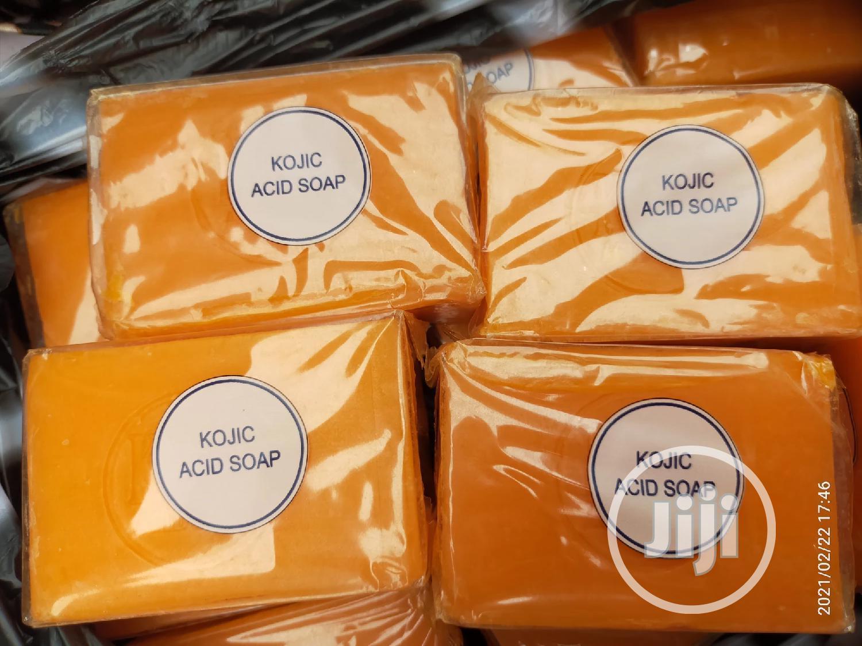 Archive: Kojic Acid Soap