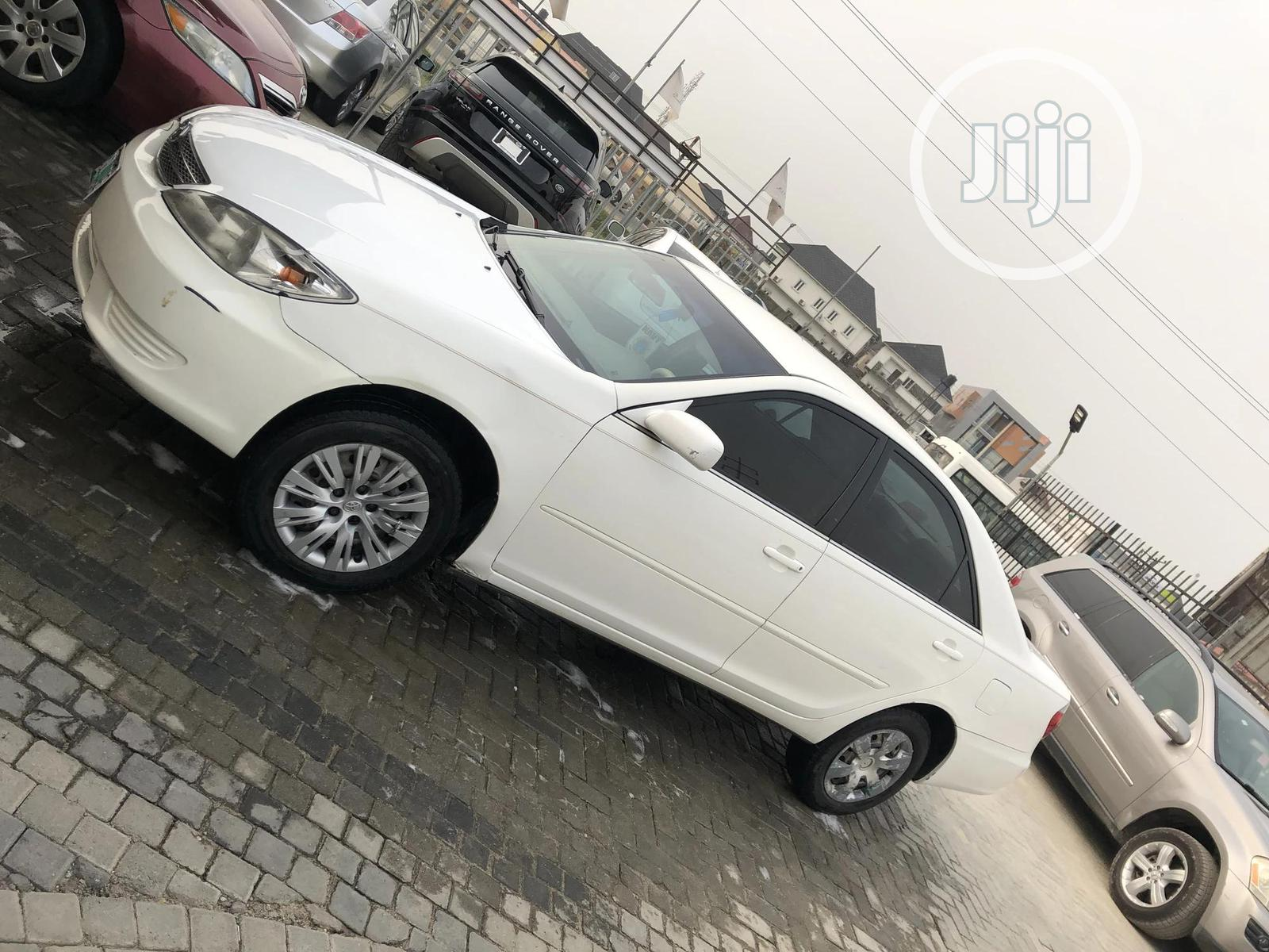 Toyota Camry 2005 White | Cars for sale in Lekki, Lagos State, Nigeria