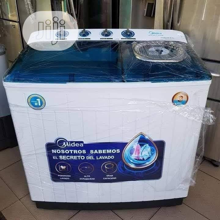 Midea Washing Machine 10kg