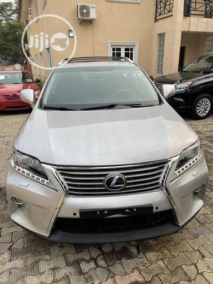 Lexus RX 2012 350 AWD Silver   Cars for sale in Lagos State, Lekki