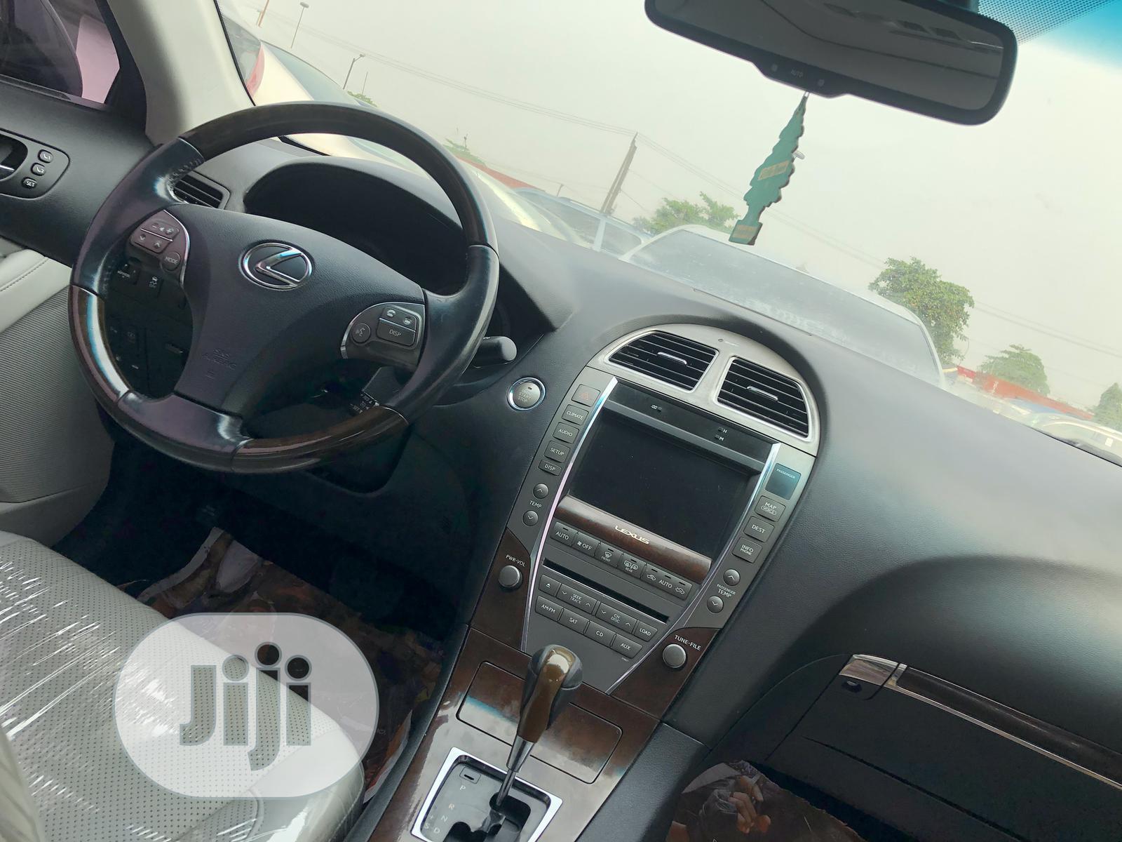Lexus ES 2010 350 Blue   Cars for sale in Apapa, Lagos State, Nigeria