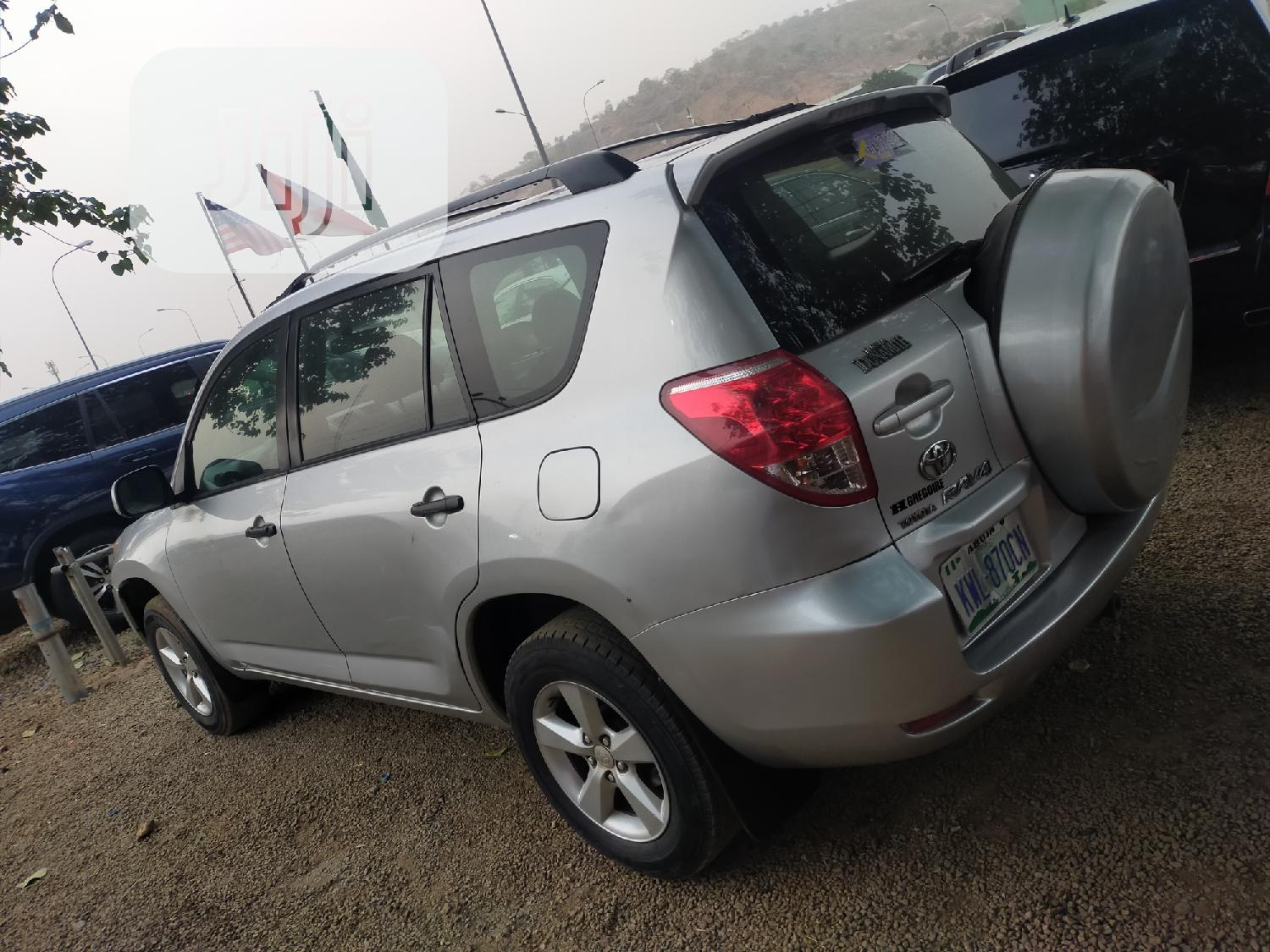 Toyota RAV4 2007 Silver | Cars for sale in Gwarinpa, Abuja (FCT) State, Nigeria