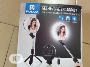 Selfie/Live Broadcast Ring Light | Accessories & Supplies for Electronics for sale in Lagos State, Ojo