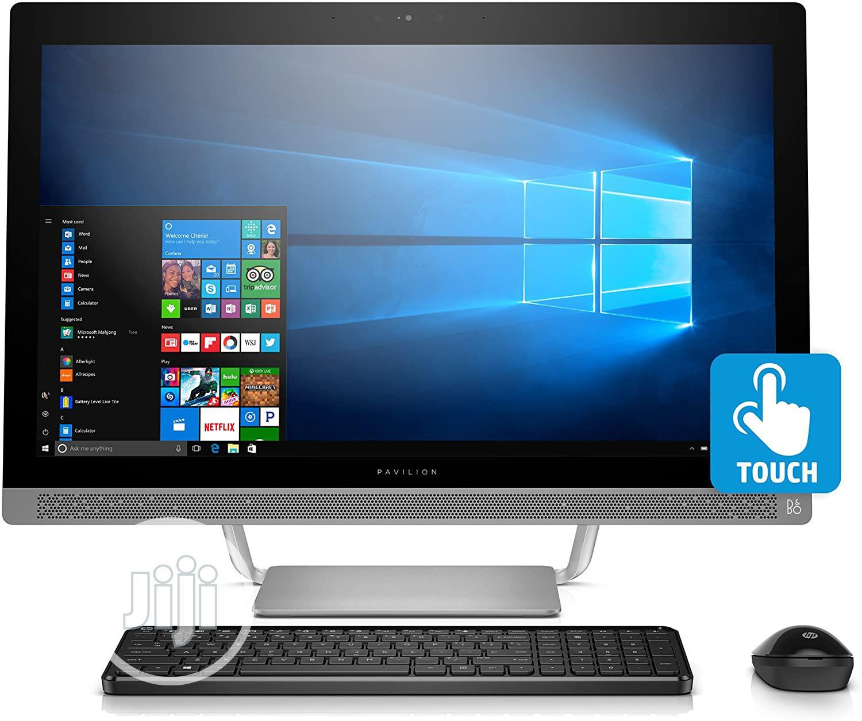 New Desktop Computer HP Pavilion 27 8GB Intel Core I7 HDD 1T