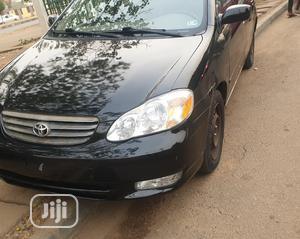 Toyota Corolla 2004 Black   Cars for sale in Abuja (FCT) State, Garki 2