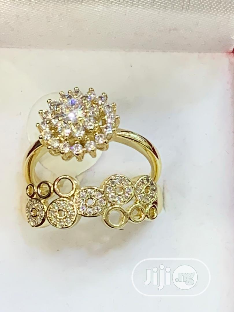 Fashion Steel Ring   Jewelry for sale in Isolo, Lagos State, Nigeria