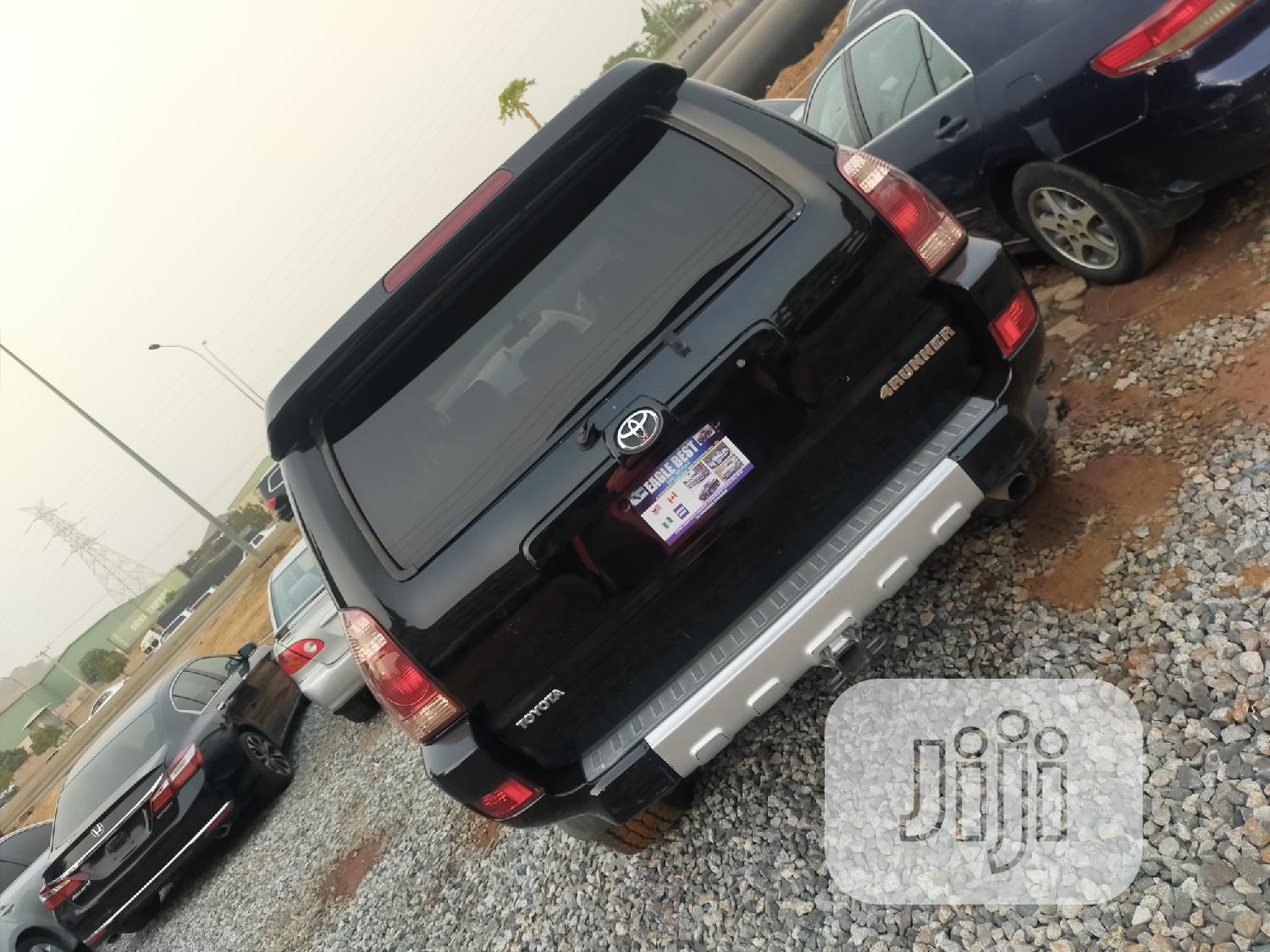 Toyota 4-Runner 2004 Limited Black | Cars for sale in Gwarinpa, Abuja (FCT) State, Nigeria
