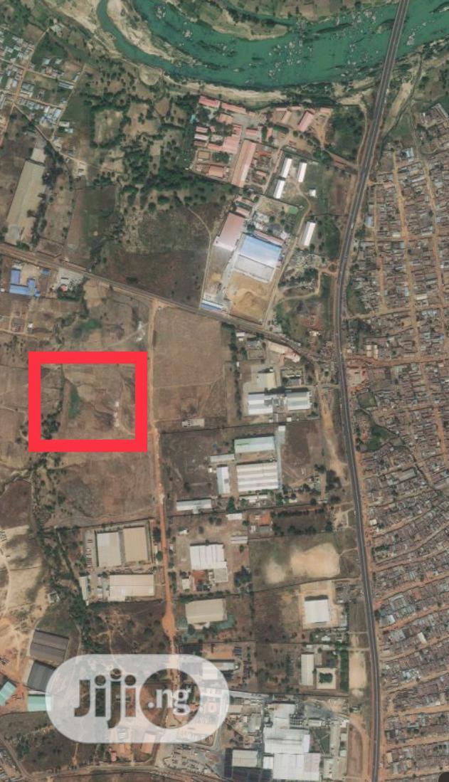 Archive: Industrial Land for Sale in Kudendan Area Kaduna State